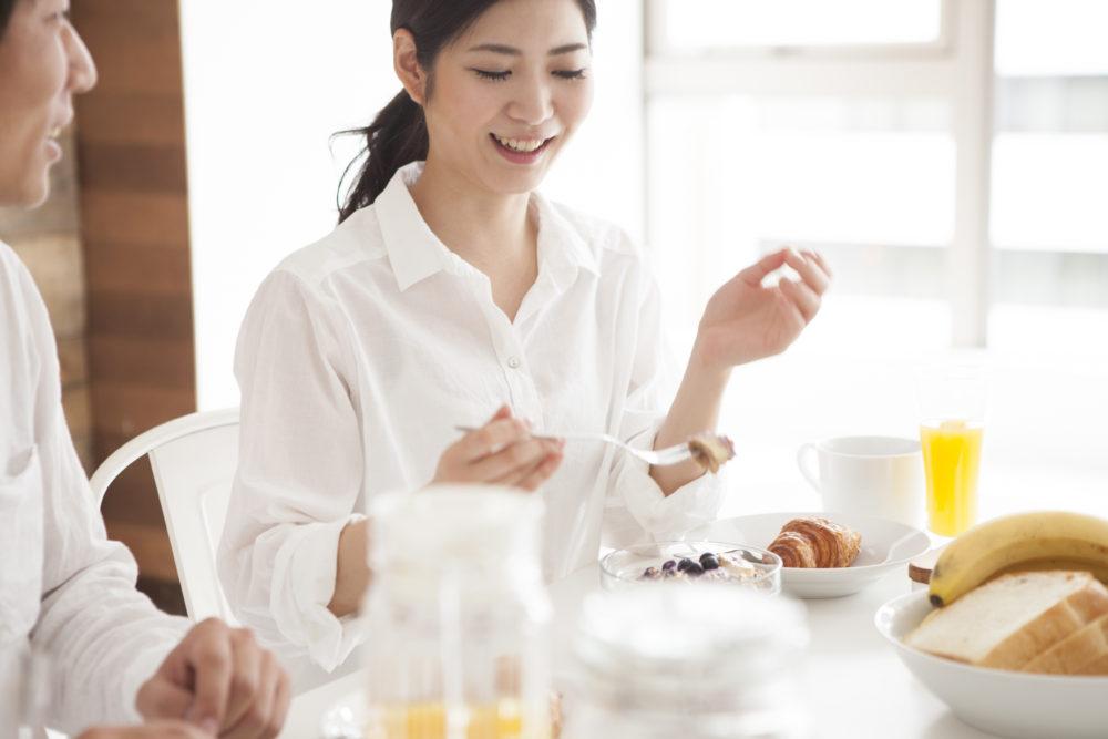 妊活女性食事