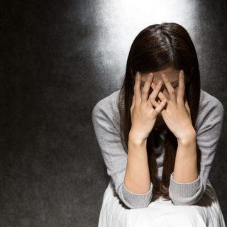 不妊悩む女性