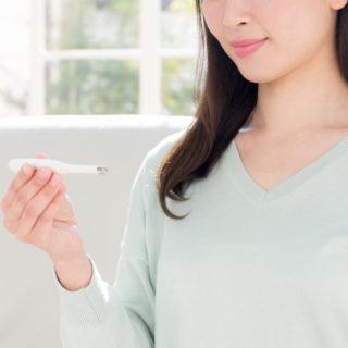 女性基礎体温測定