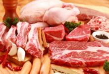 肉類タンパク質
