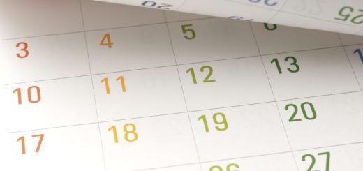 カレンダー生理周期