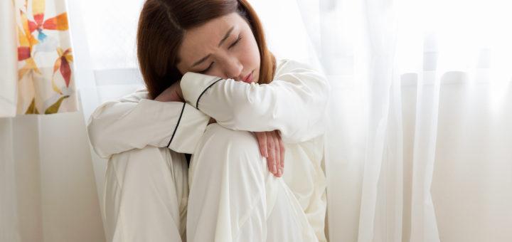 憂鬱 女性